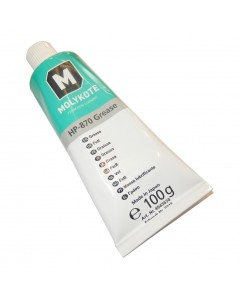 Високотемпературне мастило Molykote HP-870 Grease, 10г