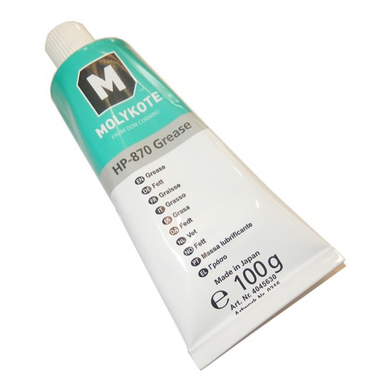 Високотемпературне мастило Molykote HP-870 Grease, 20г
